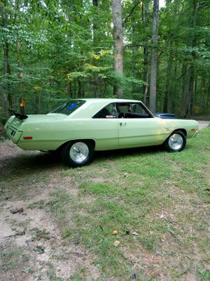 1973 Plymouth Scamp, Dart clone