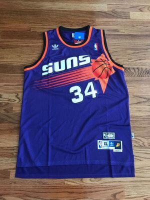 Retro NBA Phoenix Suns Barkley XL (NEW)
