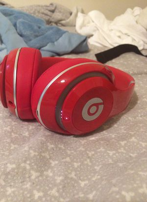 Beats Studio 2 Product Red Only Used Once