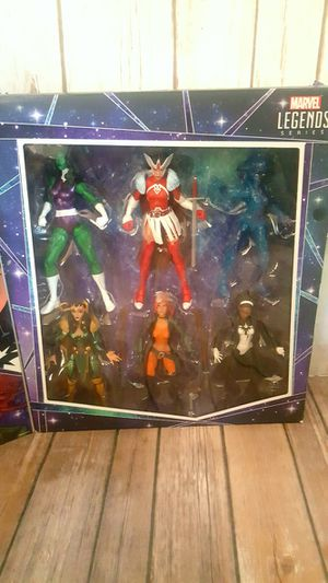 Marvel Legends A-Force Heroins - Toys R Us Exclusive