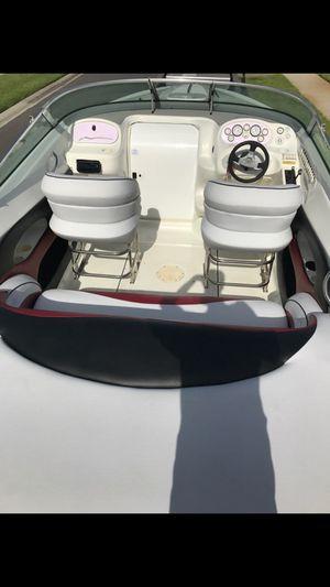 Upholstery boat seats