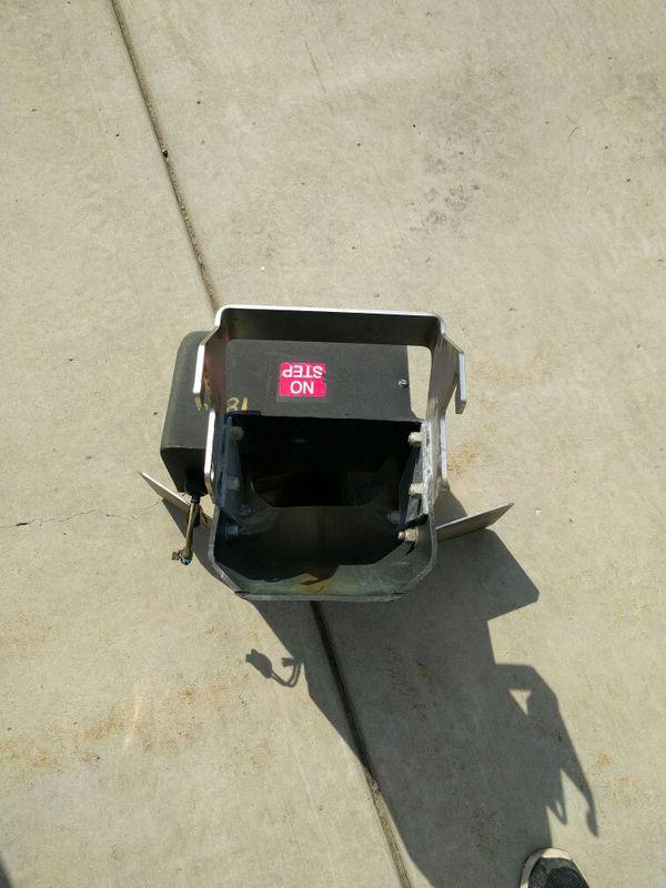 Salt dogg spreader auto parts in hodgkins il offerup for Salt dogg spreader motor