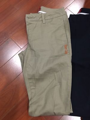1 Beige MATER LAKES Girls Pant Size 0