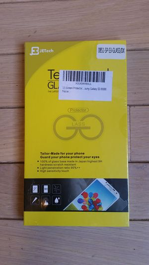 Galaxy S3 Screen Protector - Sealed!