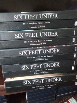 Six Feet Under, Complete Series (DVD)