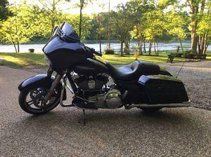 2016 Harley-Davidson Streetglide Special