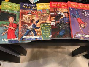 Collection of Hank Zipzer Books