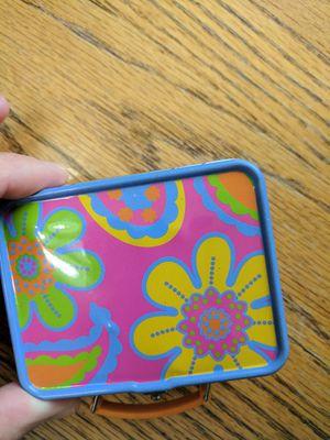 American girl lunch box