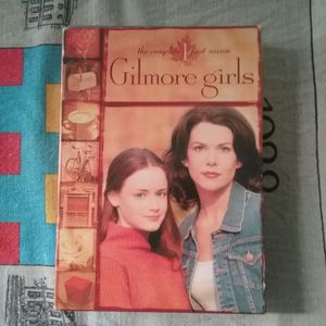 Gilmore Girls Season 1 DVDs
