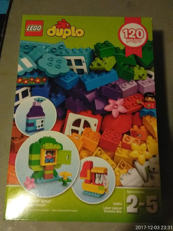 Lego Duplo 10854 Big creative brick set Black Friday Sold Out ...