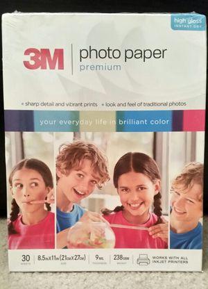 3M Premium Photo Paper