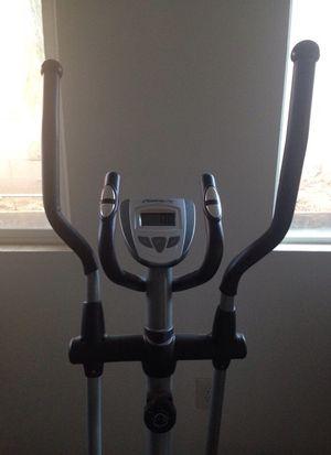 Exerputic Elliptical Therapeutic Fitness