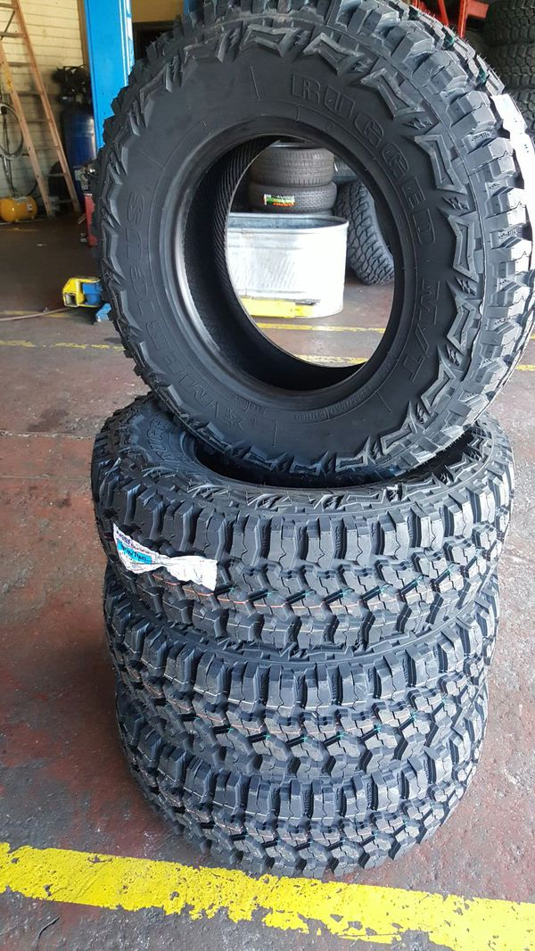 2857516 Americus Rugged Mud Tires 579 Auto Parts In