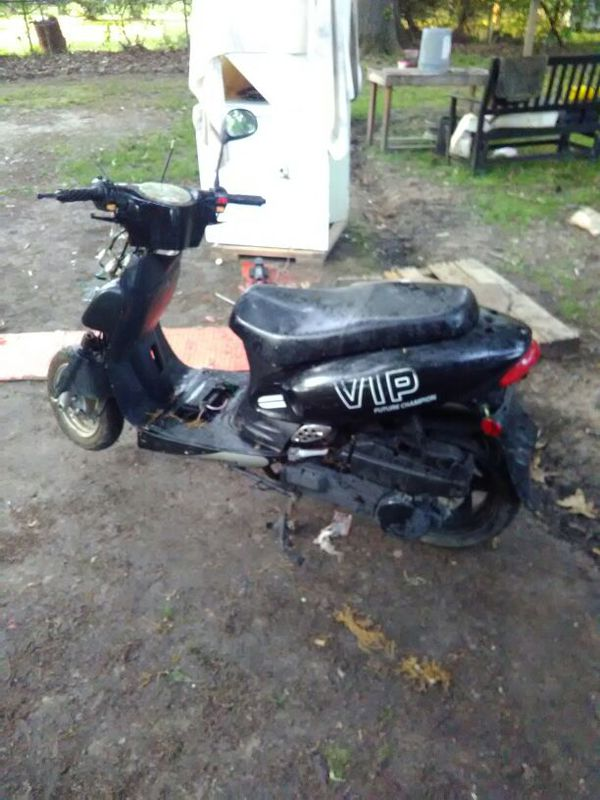 125 4 stroke vip moped motorcycles in white hall ar offerup 125 4 stroke vip moped sciox Gallery
