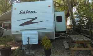 06 Salem RV with super slide.