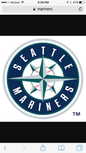 Seattle Mariners Vs Cleveland Indians!