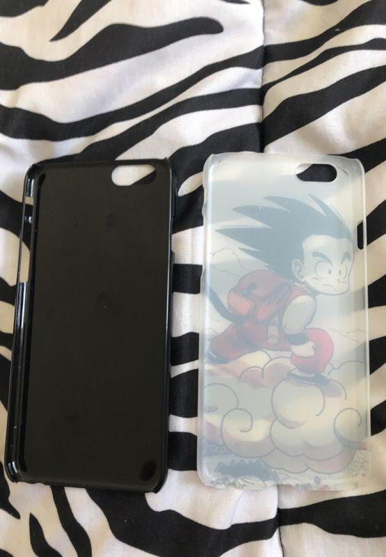 2 cases for iphone 6 plastic