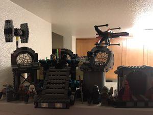 Lego Star Wars Throne Room