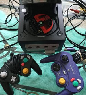 Nintendo GameCube and super smash