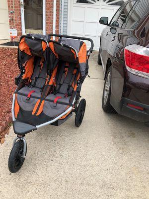 BOB Revolution Pro Duallie Stroller - Double