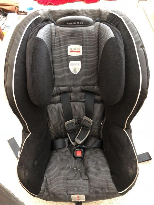 Britax Advocate 70 CS Car Seat (Baby & Kids) in Arlington Heights ...