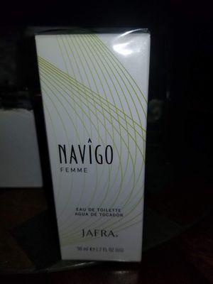 Perfume navigo para mujer