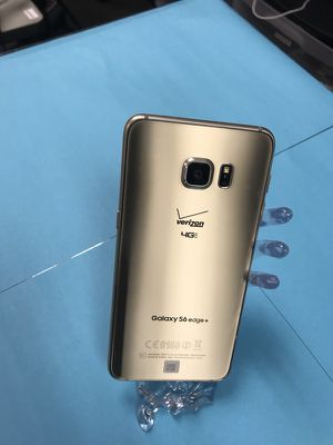 Samsung galaxy s6 edge plus gold Unlocked Work Worldwide for Any Carrier