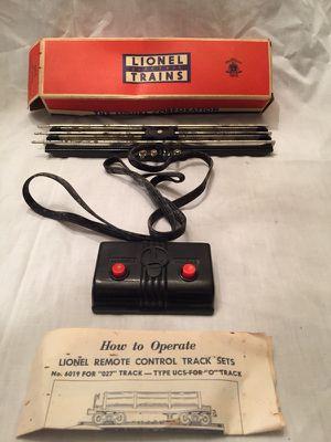 Lionel UCS Remote Control Track