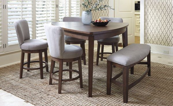 Ashley Furniture Mardinny Dining Room Table Set Furniture In