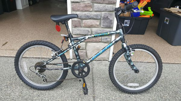 20 Pacific Vortex Kid S Mountain Bike 5 Speed Bicycles In