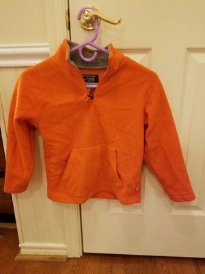 Gap orange fleece