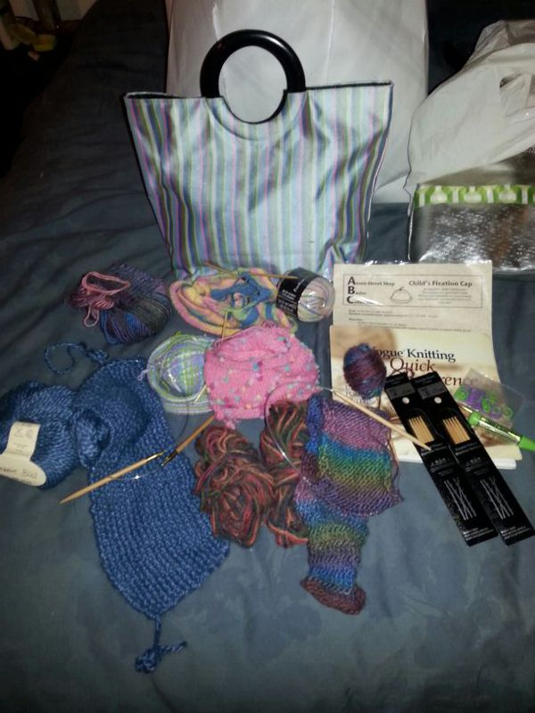 Knitting Materials For Beginners : Beginner knitting supplies arts crafts in seattle wa