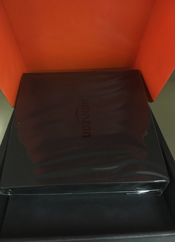 Amazon Fire TV New!