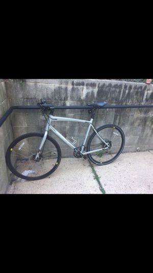 Felt disc brake bike