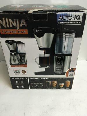 Ninja CF086 Auto-IQ Coffee Bar Brewer with Thermal Carafe