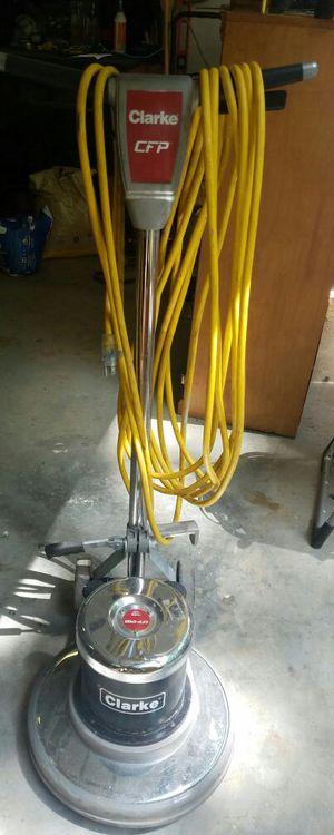 Clarke CFP 1700 Floor sander, polisher, buffer