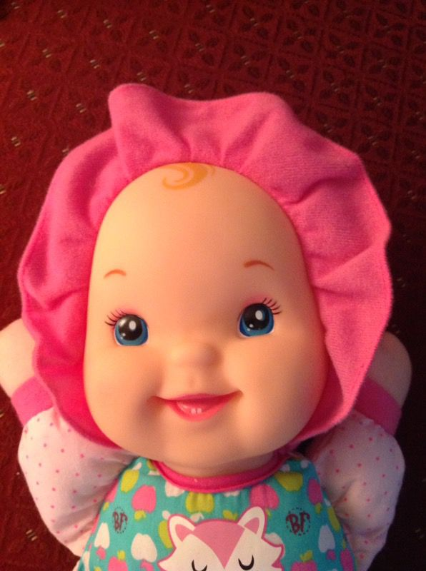 Adorable Quot Mint Quot Goldberger Quot Baby S First Quot Giggles Doll