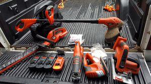 Black and Decker Firestorm Tool Set