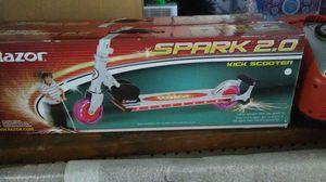 Razor spark 2.0 red