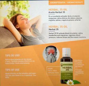 Aroma terapia leudine