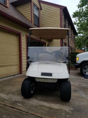 ezgo 36 v golf cart