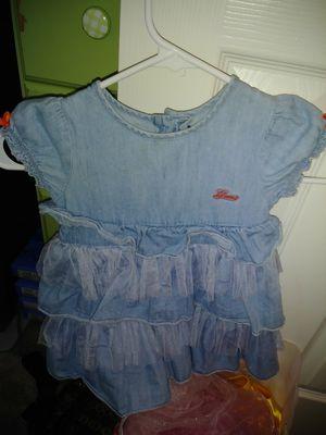 Lindo vestido de 12 a 18 meses