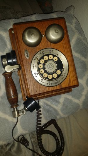 Bell South Rotary Dial Phone