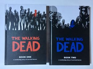 Walking Dead Graphic Novels (2)