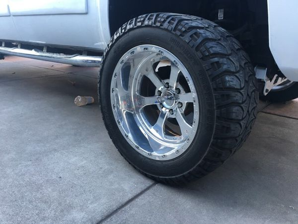 Weld Racing Forged Aluminum Wheels 20x12