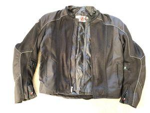 Joe Rocket Motorcycle Jacket size M**Hardly Used**