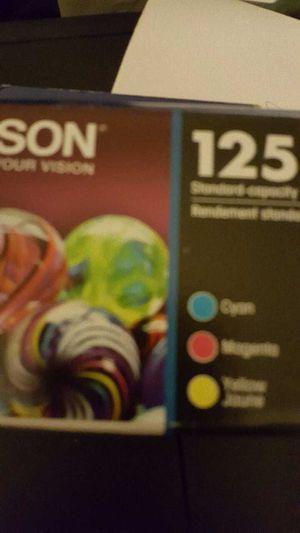 Epson Printer Color Catridges