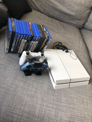 PlayStation 4 + tons of extras!