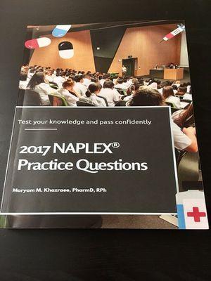 NAPLEX Practice Questions 2017