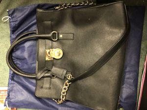 Micheal kors Hamilton purse saffiano leather